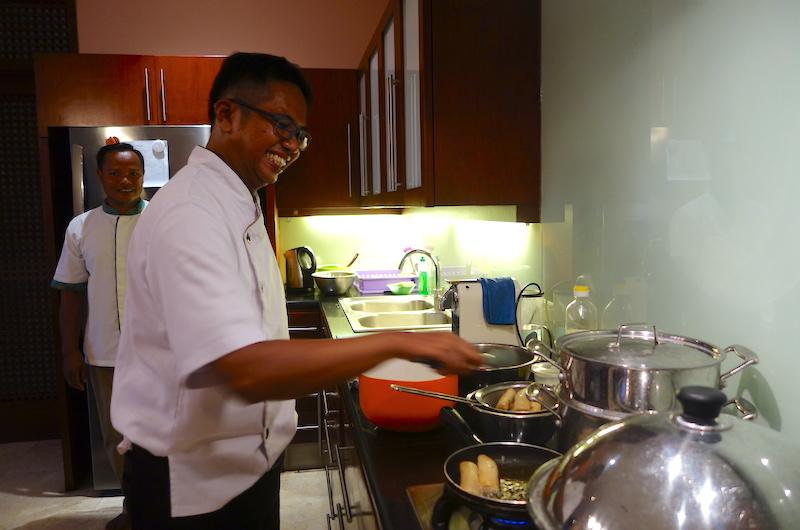 Bali Jimbaran Villa Impian Manis Chef