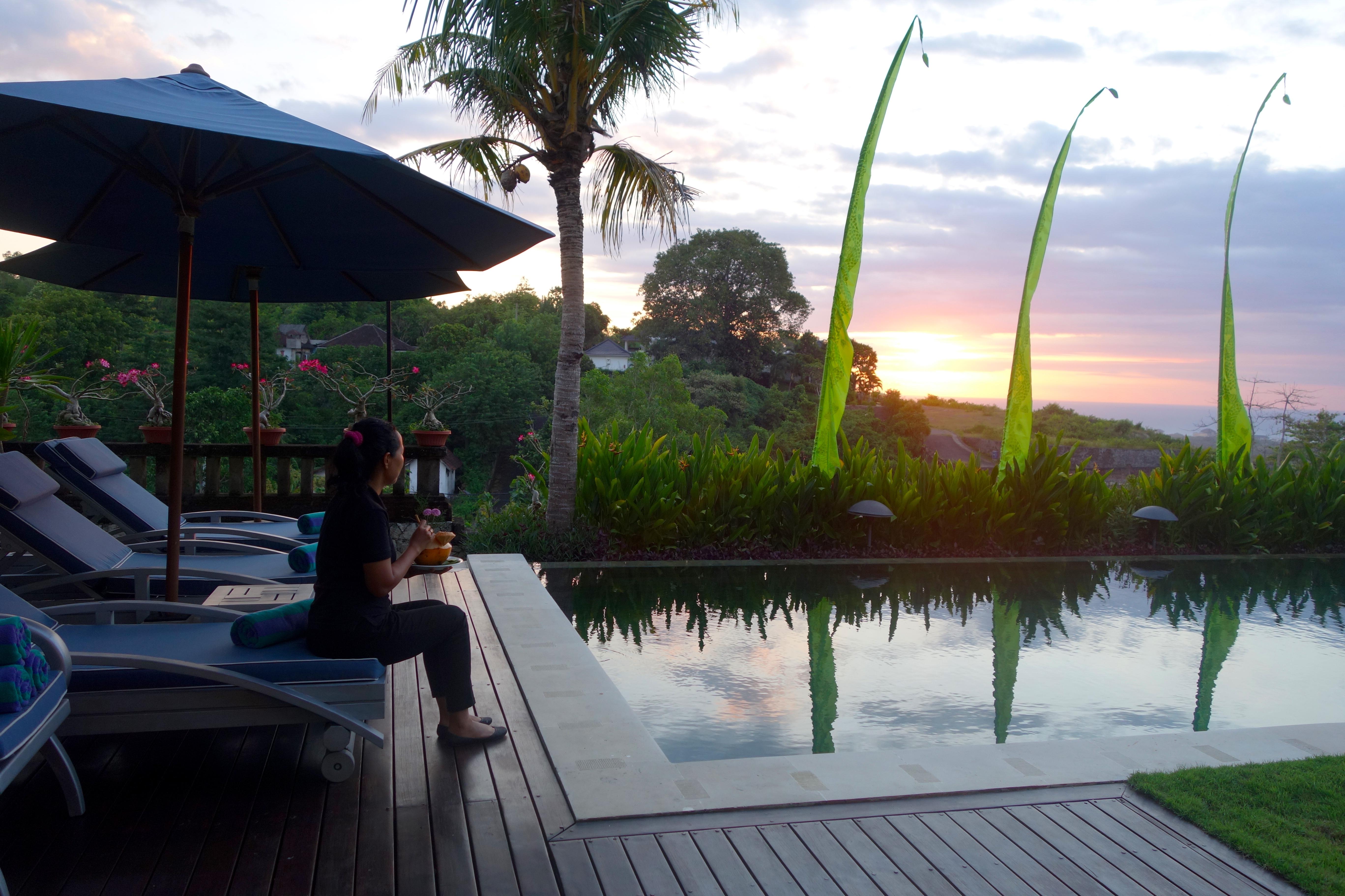 Bali Jimbaran Villa Impian Manis Sunset