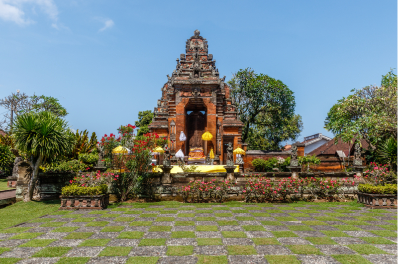 Bali Klungkung Palace