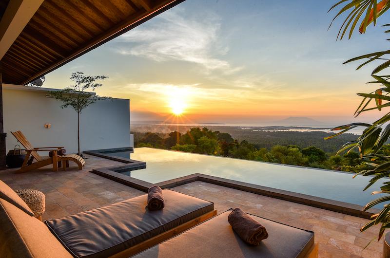 Sumberkima Hill Villas Villa Asmara 2 Sun Decks   North Bali, Bali
