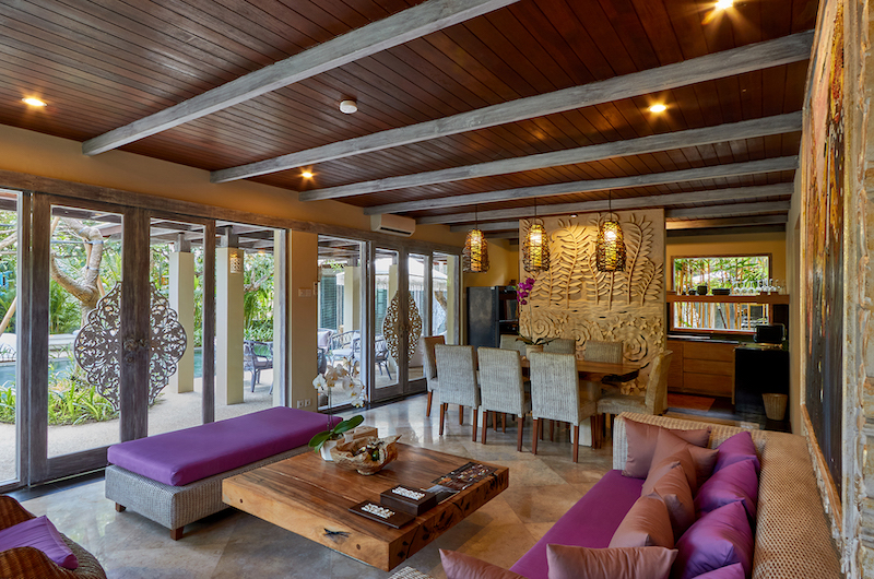 The Royal Purnama Anggrek Living Area | Gianyar, Bali