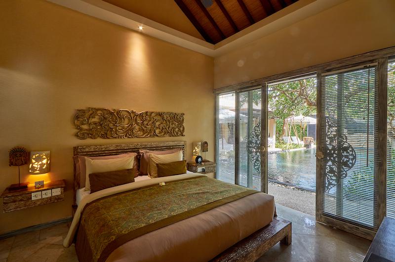 The Royal Purnama Anggrek Master Bedroom | Gianyar, Bali