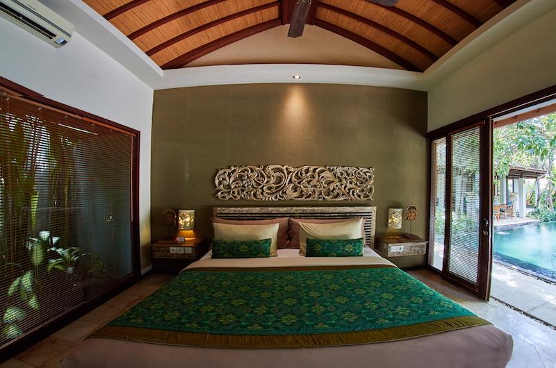 The Royal Purnama Anggrek Bedroom Side | Gianyar, Bali