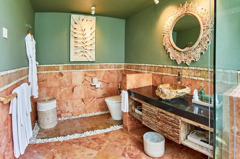 The Royal Purnama Anggrek Dry Bathroom | Gianyar, Bali