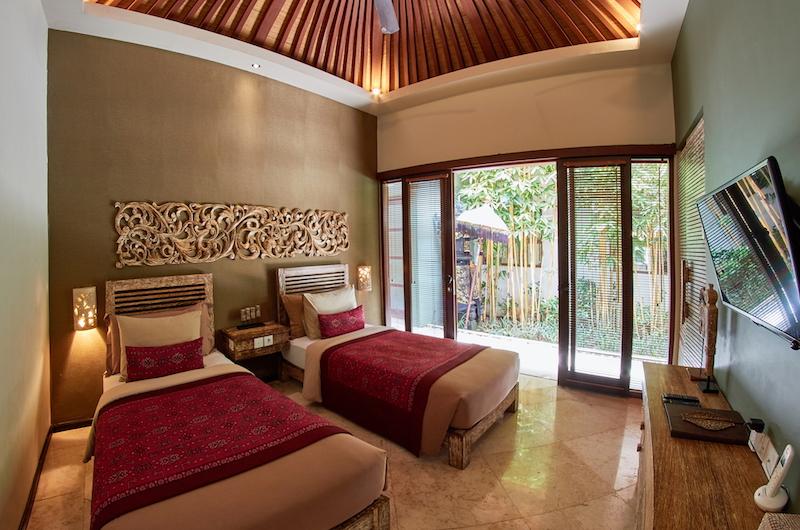 The Royal Purnama Anggrek Twin Bedroom | Gianyar, Bali