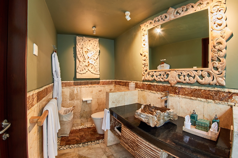 The Royal Purnama Anggrek Bathroom One | Gianyar, Bali