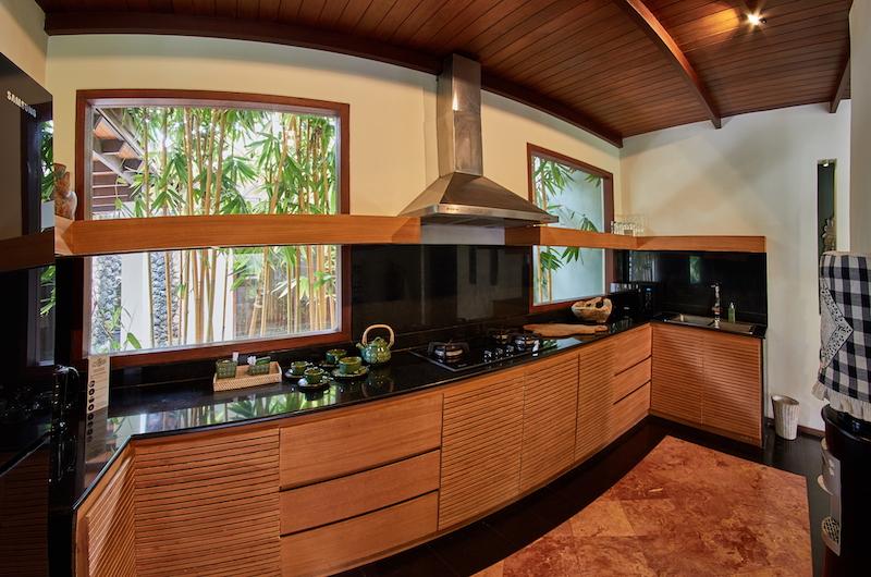 The Royal Purnama Anggrek Kitchen Area | Gianyar, Bali