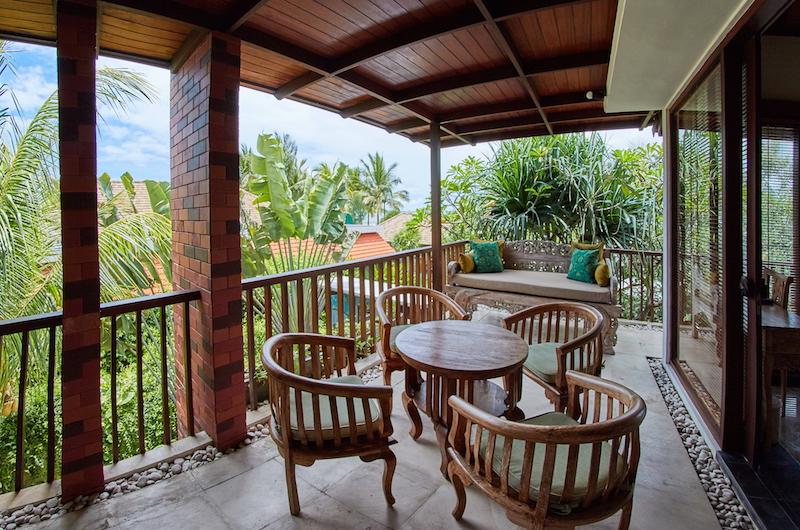 The Royal Purnama Anggrek Balcony | Gianyar, Bali