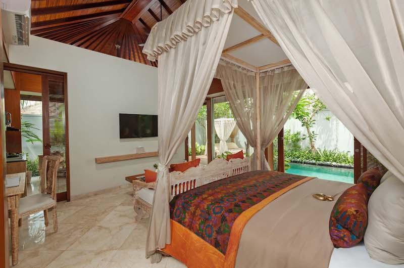 The Royal Purnama Cempaka Bedroom | Gianyar, Bali