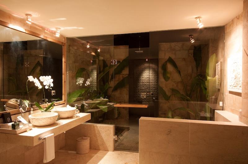 The Royal Purnama Melati Bathroom One | Gianyar, Bali