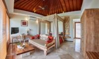 The Royal Purnama Melati Bedroom Area | Gianyar, Bali