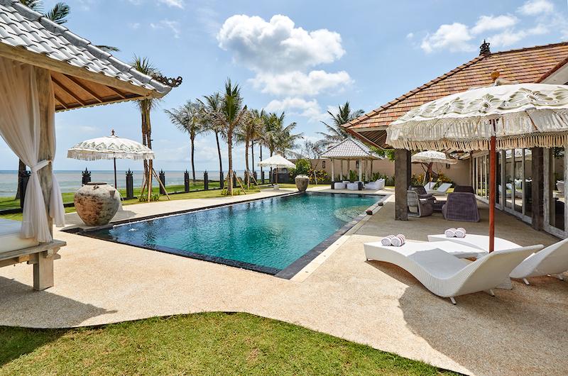 The Royal Purnama Sunrise Pool Area | Gianyar, Bali