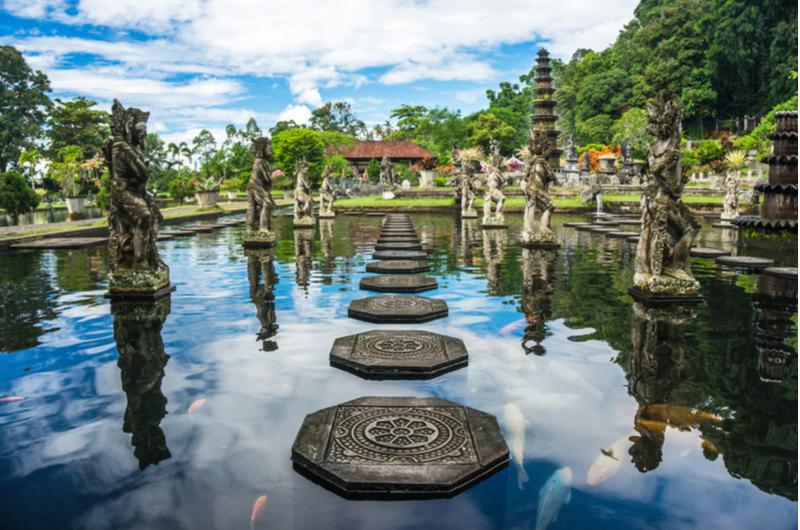 Bali Tirta Gangga Temple
