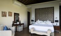 Villa Aamisha Master Bedroom Area | Candidasa, Bali
