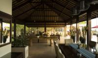 Villa Aamisha Living Room | Candidasa, Bali