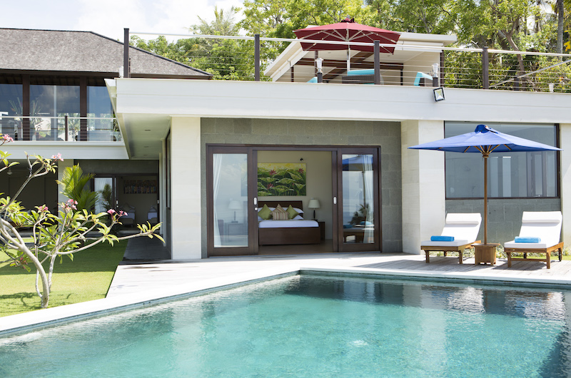 Villa Aamisha Swimming Pool | Candidasa, Bali