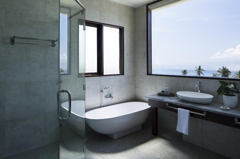Villa Aamisha Bathtub | Candidasa, Bali