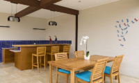 Villa Aamisha Dining Area | Candidasa, Bali
