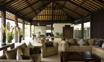 Villa Aamisha Living Area | Candidasa, Bali