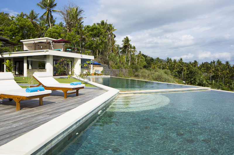 Villa Aamisha Pool Area | Candidasa, Bali