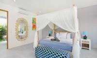 Villa Azure Master Bedroom | Seminyak, Bali