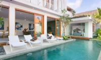 Villa Azure Swimming Pool | Seminyak, Bali