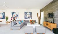 Villa Azure Living Room | Seminyak, Bali