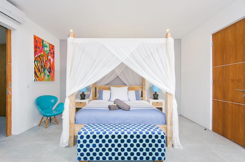 Villa Azure Bedroom One Area | Seminyak, Bali