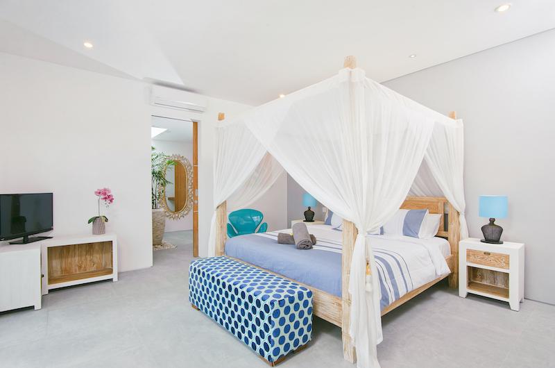 Villa Azure Bedroom One | Seminyak, Bali