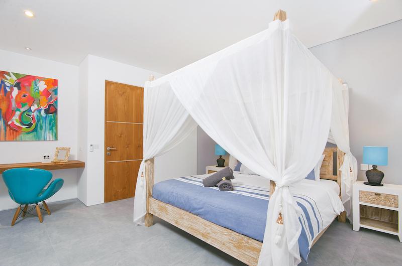 Villa Azure Bedroom Side | Seminyak, Bali