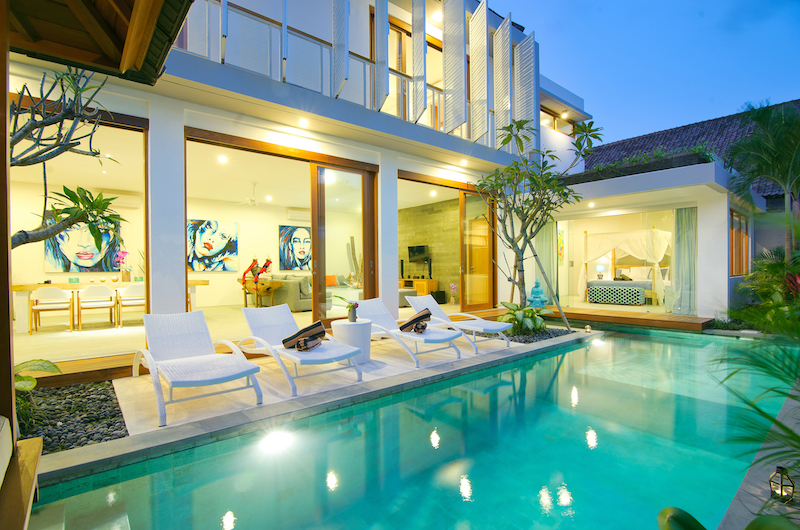 Villa Azure Pool Side | Seminyak, Bali