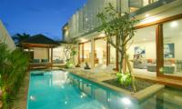 Villa Azure Pool Area | Seminyak, Bali