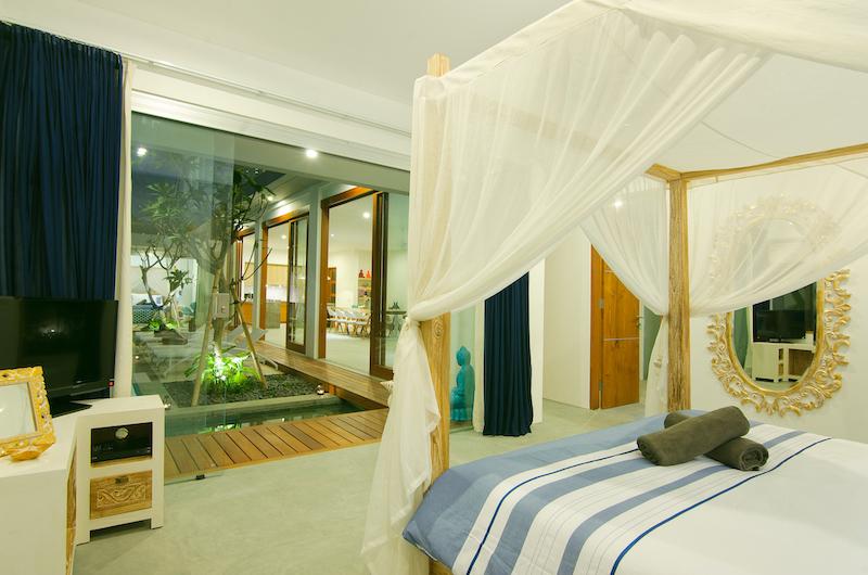 Villa Azure Bedroom Area | Seminyak, Bali