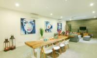 Villa Azure Dining Area | Seminyak, Bali
