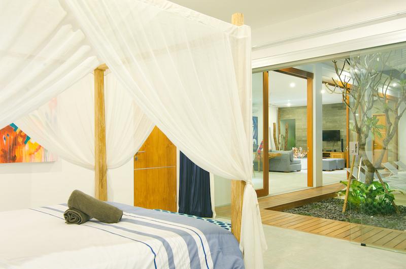 Villa Azure Bedroom | Seminyak, Bali