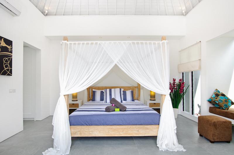 Villa Dheva Bedroom One   Seminyak, Bali