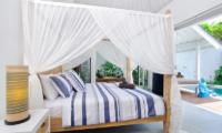 Villa Dheva Bedroom Side   Seminyak, Bali