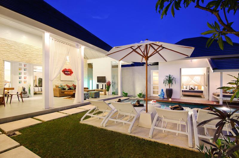 Villa Dheva Pool   Seminyak, Bali