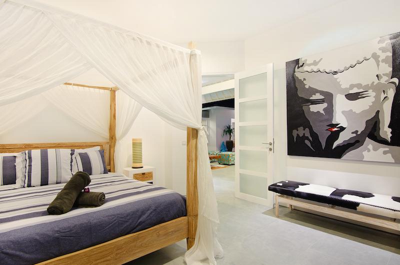 Villa Dheva Bedroom   Seminyak, Bali