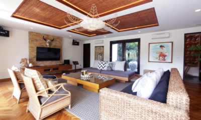 Villa Elite Cassia Spacious Living Area | Canggu, Bali