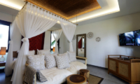Villa Elite Cassia Bedroom Four with TV | Canggu, Bali