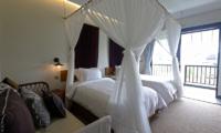Villa Elite Cassia Twin Bedroom with Balcony | Canggu, Bali