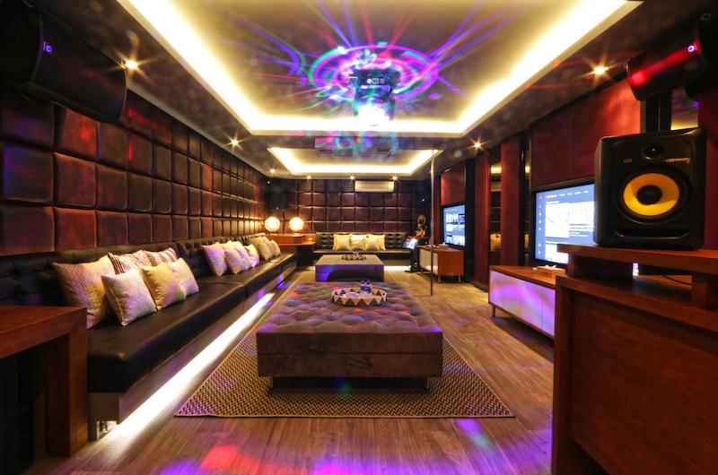 Villa Elite Cassia Karaoke Area | Canggu, Bali