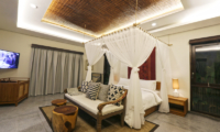 Villa Elite Cassia Master Bedroom Side | Canggu, Bali