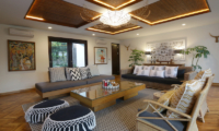 Villa Elite Cassia Family Seating Area | Canggu, Bali
