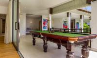 Villa Khajuraho Pool Table | Uluwatu, Bali