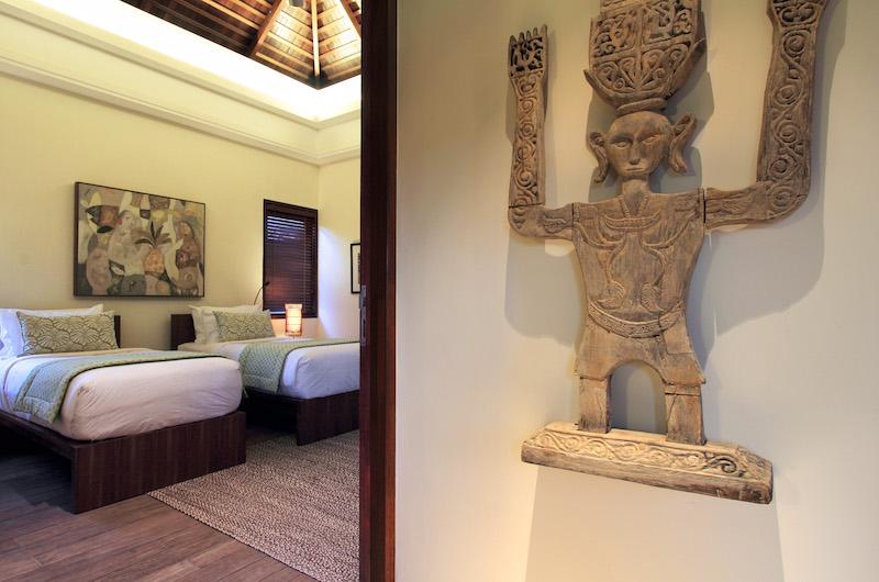 Villa Suar Tiga Twin Bedroom | Seminyak, Bali