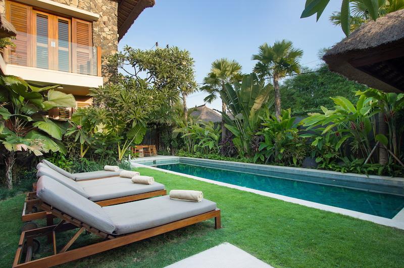 Villa Suar Tiga Sun Bed | Seminyak, Bali