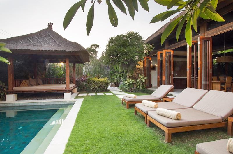 Villa Suar Tiga Pool Table | Seminyak, Bali
