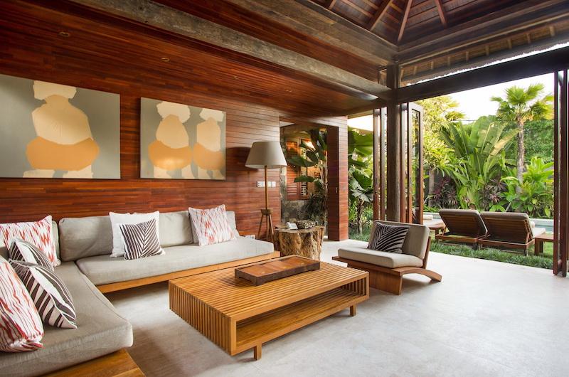 Villa Suar Tiga Living Room | Seminyak, Bali